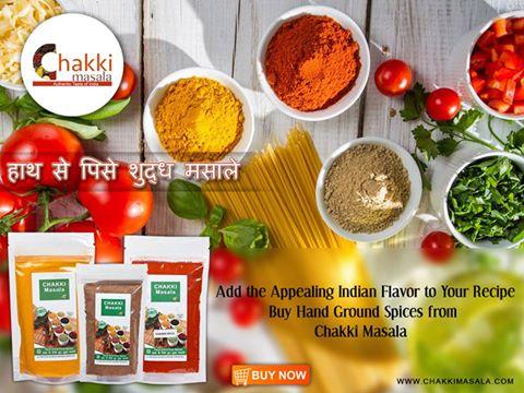 chakki masala spices