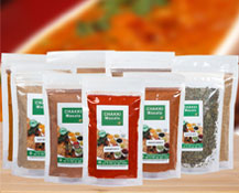 Chakki Special Spices Combo (Nuclear Family)