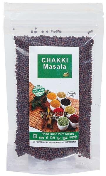 Chakki Masala Kali Sarso